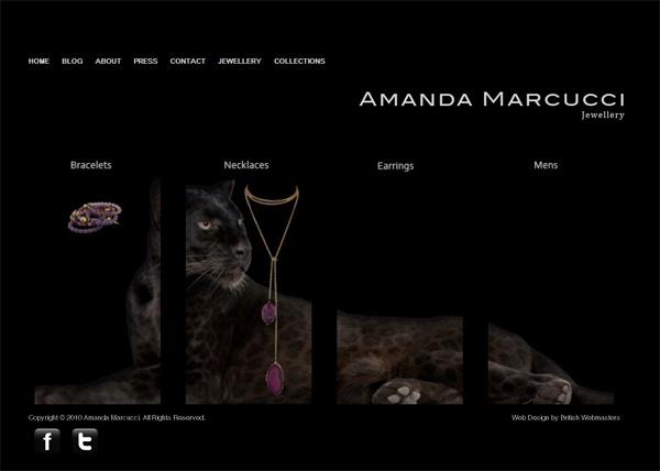 Amanda Marcucci, custom jewellery