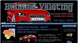 Bubbles Valeting