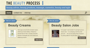 The Beauty Process